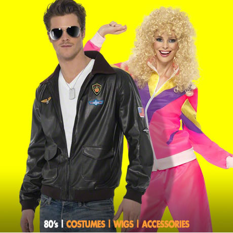 REWIND THE 80u0027S FESTIVAL COSTUMES. Popular Costumes u0026 Ideas  sc 1 st  Fancy Dress Ball : 80 costumes ideas  - Germanpascual.Com