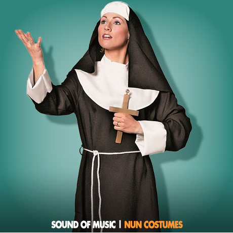 12f6b09ea Sound of Music Costumes | Sound of Music in February ...