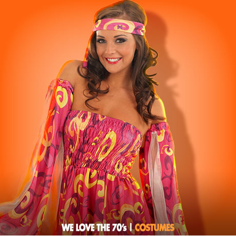 WE LOVE THE 70S COSTUMES. Popular Costumes u0026 Ideas  sc 1 st  Fancy Dress Ball & We Love the 70s Costumes   We Love the 70s in February ...
