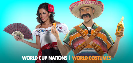Football World Cup Match Costumes Football World Cup