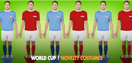 World Cup Costume Ideas Football World Cup Costume