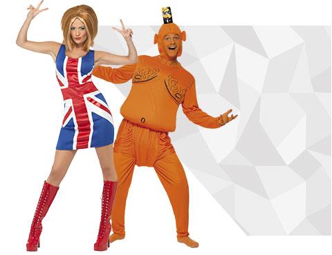 Cartoon Characters 80s Fancy Dress : Fancy dress ideas for march fancydressball.co.uk
