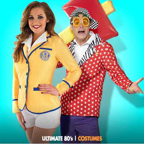 Ultimate 80s costumes ultimate 80s in november fancydressball ultimate 80s costumes popular costumes ideas sciox Image collections