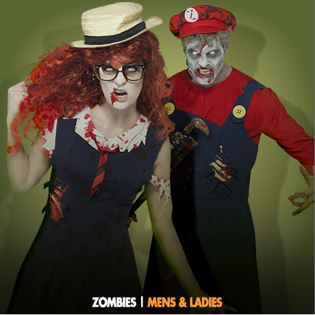ZOMBIE EVACUATION RACE CAMBRIDGE COSTUMES. Popular Costumes u0026 Ideas  sc 1 st  Fancy Dress Ball & Zombie Evacuation Race Cambridge Costumes | Zombie Evacuation Race ...