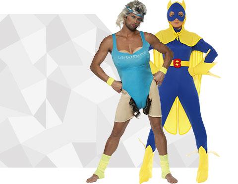 Cartoon Characters 80s Fancy Dress : Fancy dress ideas for september fancydressball.co.uk