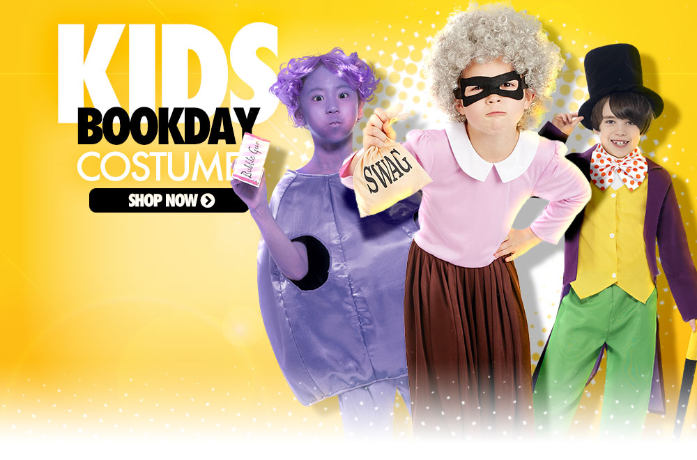 Shop Book Day Costumes