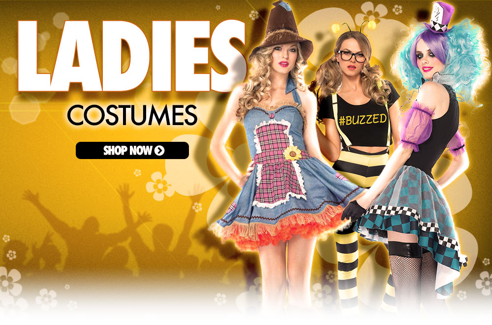 Shop Ladies Costumes