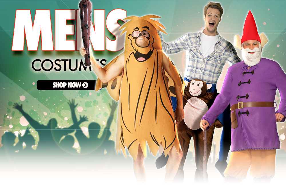 Shop Mens Fancy Dress