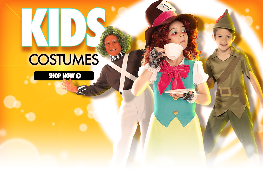 Cartoon Characters 80s Fancy Dress : Fancy dress costumes & outfits uk fancy dress ball