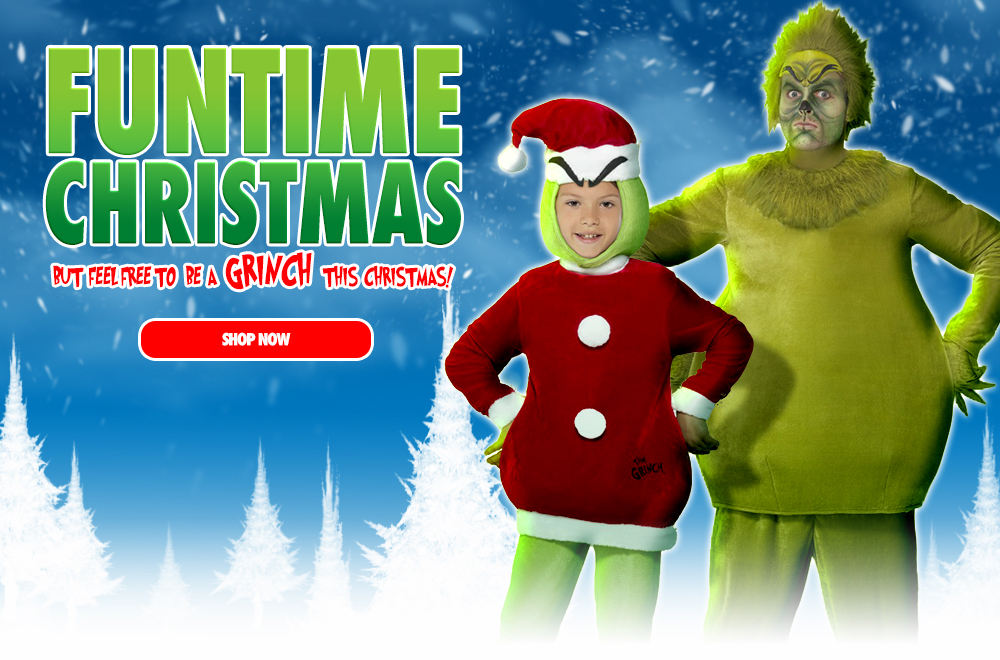 Shop Christmas Costumes