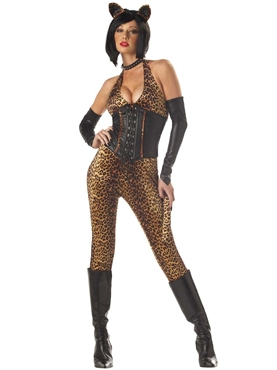 Adult Dressed to Kill Cougar Costume