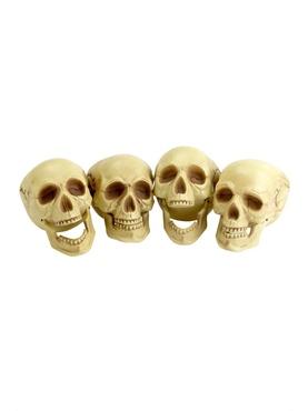 16cm Skull Heads Decoration