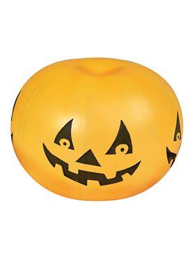 3 Halloween Pumpkin Punch balls
