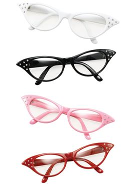 50s Flyaway Glasses