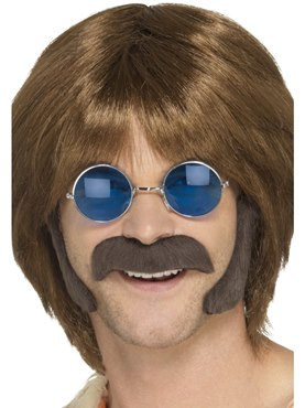 60's Hippie Disguise Set