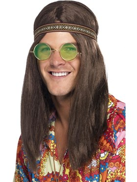 60's Hippie Kit with Headband