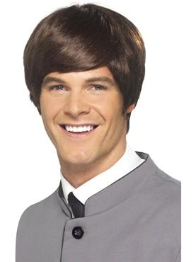 60's Male Mod Wig