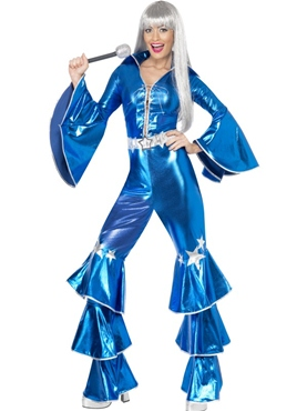 Adult 70's Dancing Queen Costume