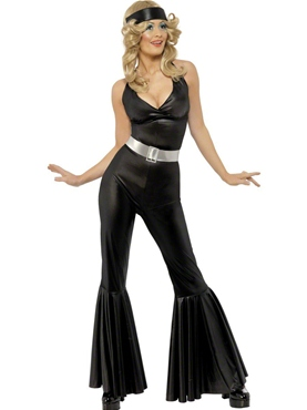 Adult 70s Disco Diva Costume