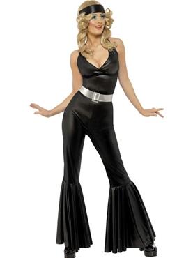 Adult 70s Disco Diva Costume