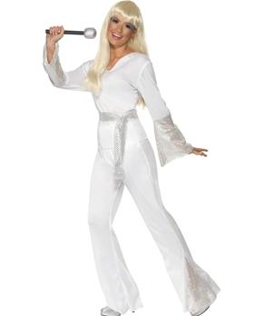 Adult 70s Disco Ladies Costume