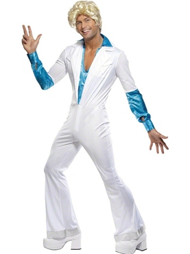Adult 70s Disco Man Costume Thumbnail