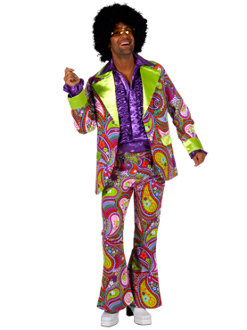 Boogie Nights | Snog the Frog Costume Hire & Fancy Dress