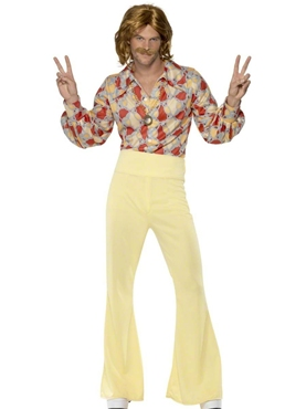 Adult 1970's Mens Disco Costume
