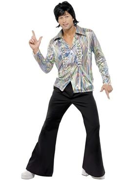 Adult 70's Mens Retro Costume