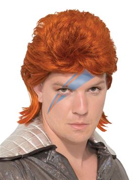70's Rock Legend Wig