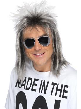 80's Celebrity Wig