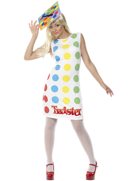 Adult Female Twister Costume