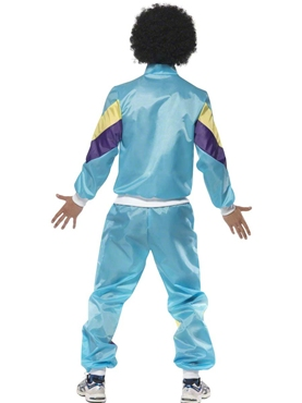 Adult 80's Height of Fashion Costume - Side View
