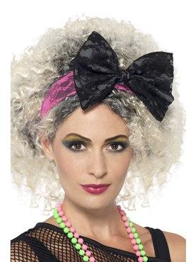 80s Lace Headband