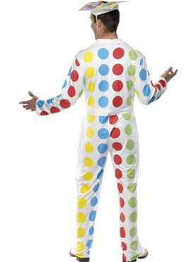 Adult Male Twister Costume - Side View