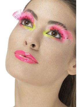 80s Polka Dot Eyelashes
