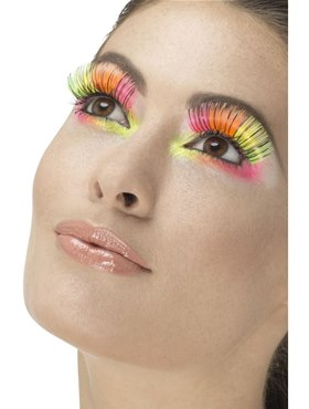 80s Polka Dot Eyelashes