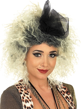 Adult 80s Pop Star Wig