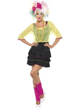 Adult 80's Pop Tart Costume