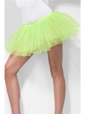 80's Tutu, Neon Green