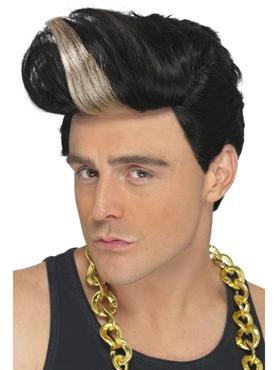 90's Rap Star Wig