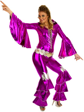 Dancing Queen Pink Costume