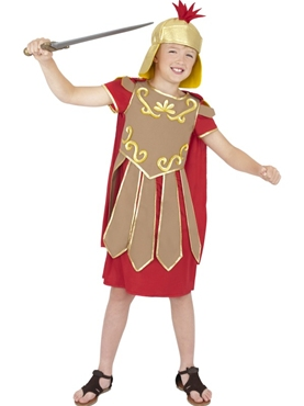 Gladiator Childrens Costume