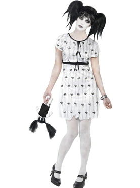 Adult Abby Normal Costume