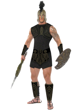 Adult Achilles Costume Couples Costume