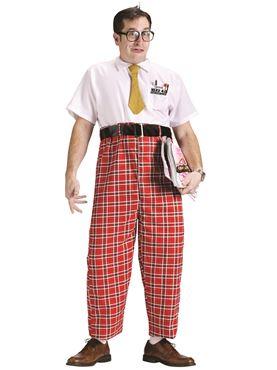 Adult 50s Nerd Costume