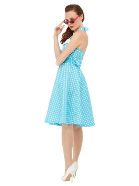 Adult 50s Pin Up Costume - Side View