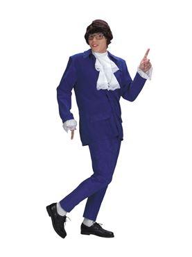 Adult Deluxe Austin Powers Costume