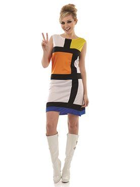 Adult 60s Siren Costume