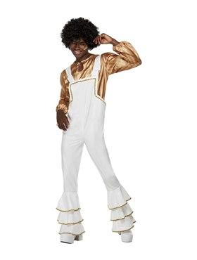 Adult 70s Glam Costume